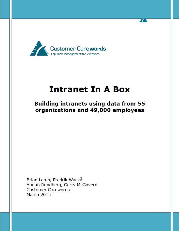 IntranetInABox